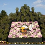 弘前城菊と紅葉まつり
