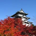 10月18日~11月10日は弘前城菊と紅葉まつりへ!
