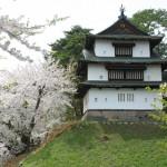 弘前城(弘前公園)辰巳櫓