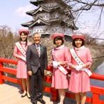 第30回弘前城ミス桜コンテストに応募してみませんか?