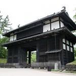 弘前城 東門