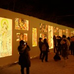 弘前公園 弘前城雪燈籠まつり