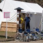 車椅子(無料貸出し・介助)観光のボランティア【弘前城(弘前公園)さくらまつり期間】