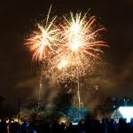 2014年弘前雪灯篭まつり 花火も上がった2日目(写真でご紹介)