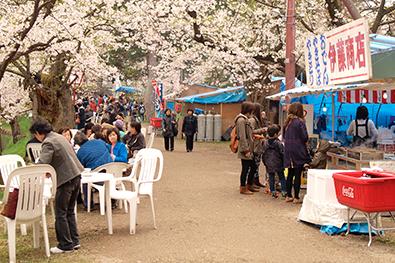 弘前公園(弘前城)西の郭