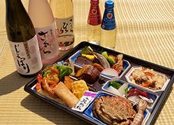弘前公園(弘前)でのお花見必需品・お弁当・飲み物