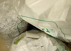 弘前公園(弘前)でのお花見必需品・ゴミ袋