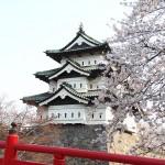 弘前公園カメラ部 おすすめ撮影スポット紹介vol.2【下乗橋と弘前城】