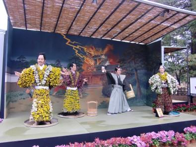 2015年 弘前城菊と紅葉まつり