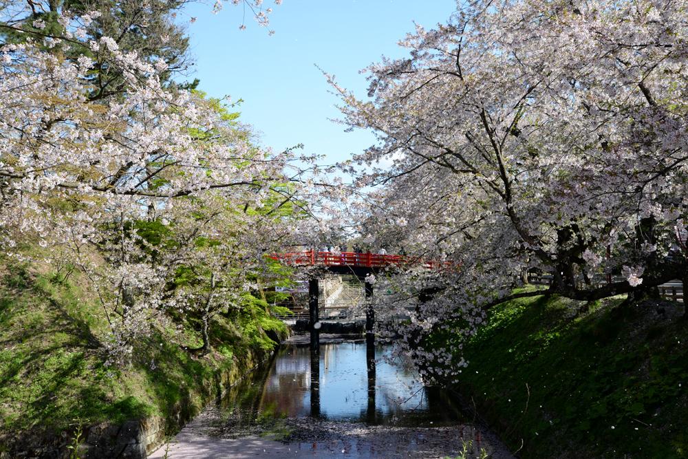 弘前公園・下乗橋