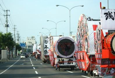 2011年ねぷた