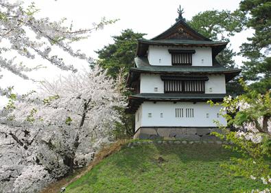 弘前城「辰巳櫓」