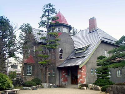 藤田記念庭園 洋館