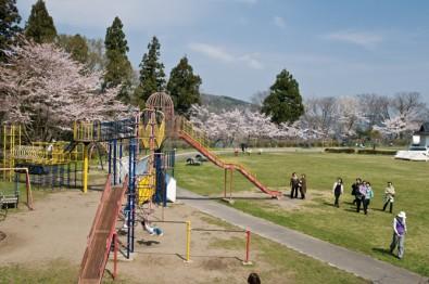 三戸城跡 城山公園