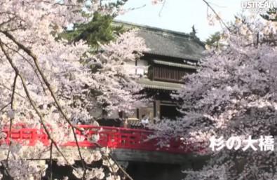 動画で弘前公園を見よう!