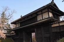 動画でみる弘前公園 弘前城(弘前公園)「追手門」