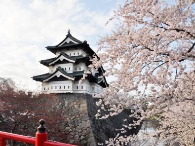 「行ってよかった!日本の城ランキング2014」青森県弘前市 弘前公園 弘前城