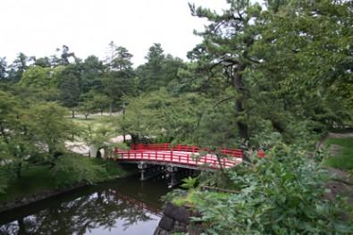 弘前城 弘前公園 北の郭