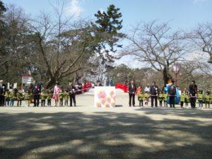 弘前さくらまつり2013開幕!