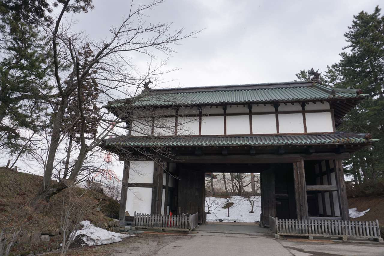 弘前公園 東門