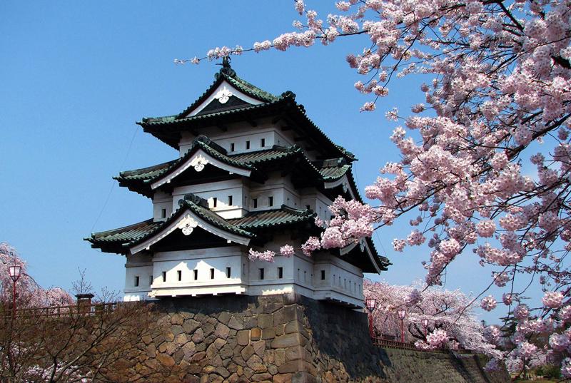 2014年4月23日~5月6日まで弘前さくらまつり開催