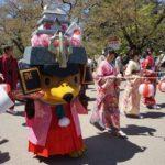 令和元年5月3日 「弘前観桜会記念日提灯行列」を行いました